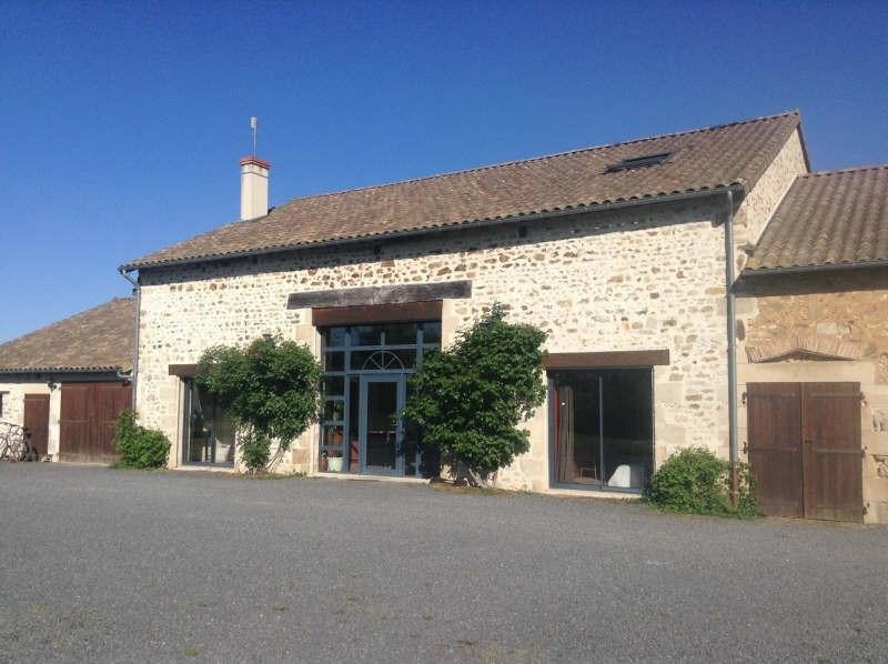Vente maison / villa Lussac les chateaux 261000€ - Photo 1