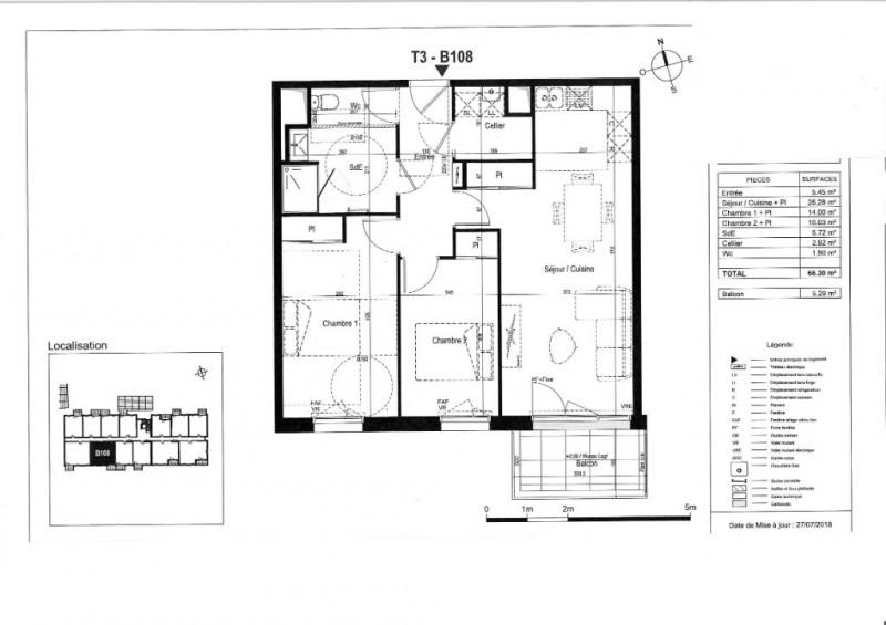 Vente appartement Olonne sur mer 234000€ - Photo 3