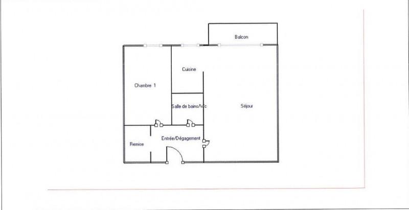Rental apartment Sallanches 600€ CC - Picture 9