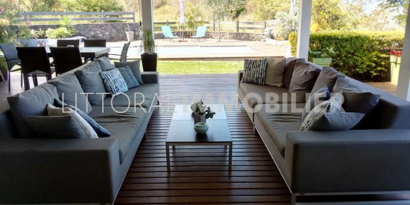 Vente de prestige maison / villa Saint leu 735000€ - Photo 1