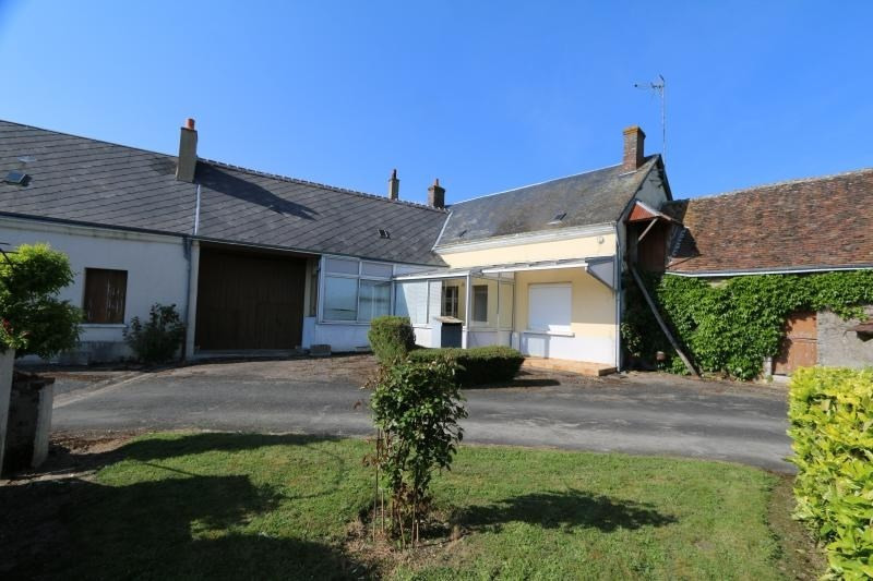 Vendita casa Villiersfaux 131250€ - Fotografia 1