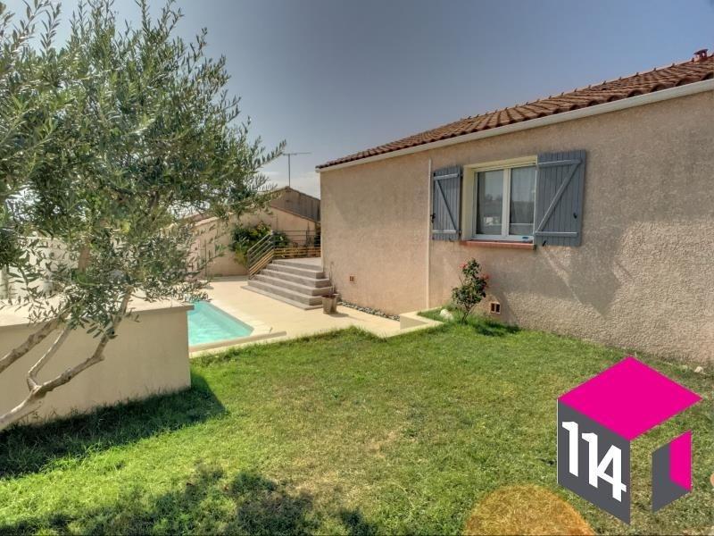 Sale house / villa St bres 351900€ - Picture 1