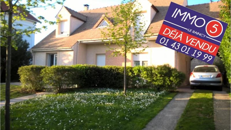 Vente maison / villa Le raincy 609000€ - Photo 1