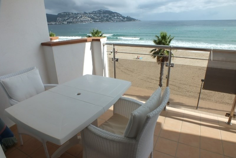 Location vacances appartement Roses santa-margarita 520€ - Photo 2