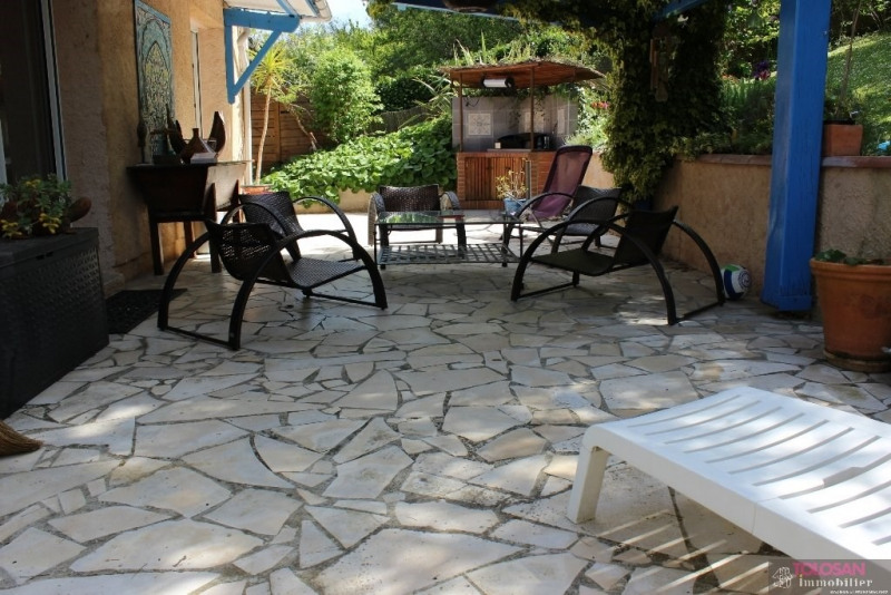 Vente maison / villa Ayguesvives 369 000€ - Photo 2