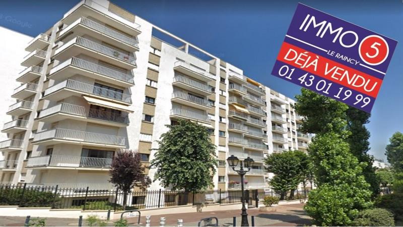 Vente appartement Villemomble 319000€ - Photo 1