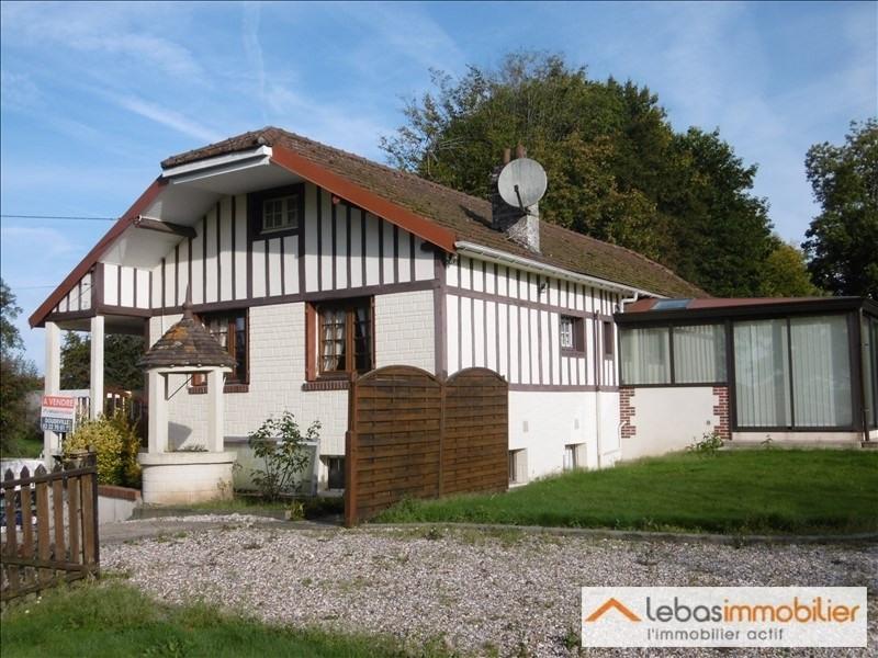 Vente maison / villa Doudeville 154900€ - Photo 3