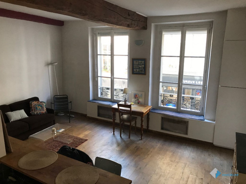 Vente appartement Paris 3ème 509 250€ - Photo 3