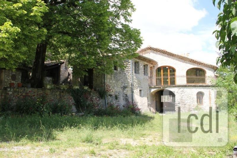 Vente maison / villa Mirmande 459000€ - Photo 1