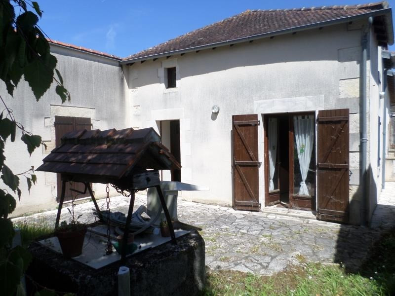 Vente maison / villa Civaux 86 000€ - Photo 2