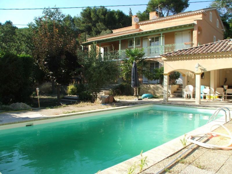 Sale house / villa Les angles 459000€ - Picture 1