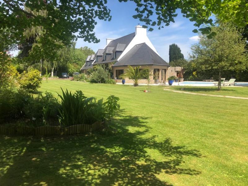 Vente de prestige maison / villa Gouesnach 782500€ - Photo 1