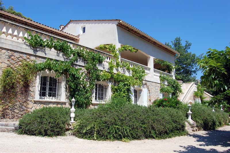Verkauf von luxusobjekt haus Tourrettes 895000€ - Fotografie 8