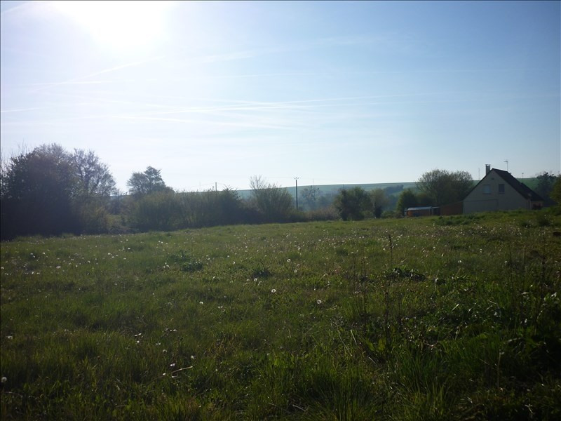 Vente terrain Bazoches sur hoene 34 000€ - Photo 1