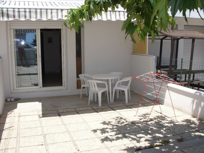 Rental apartment Palavas les flots 520€ CC - Picture 1