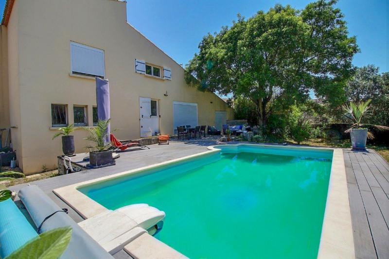 Vente maison / villa Bouillargues 389500€ - Photo 1