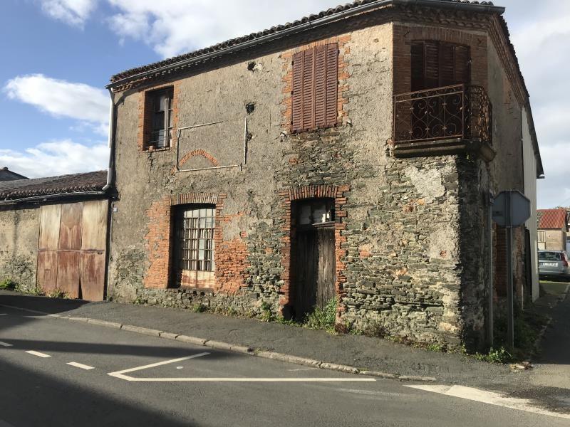 Vente maison / villa La chapelle du genet 33740€ - Photo 1