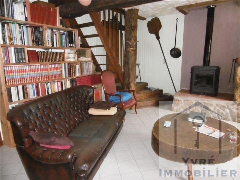 Sale house / villa Yvre l'eveque 220 500€ - Picture 1