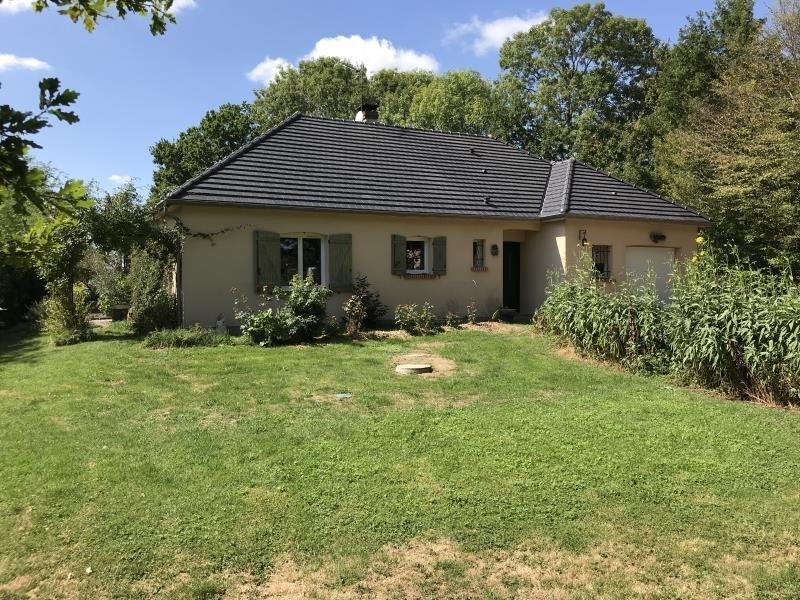 Sale house / villa Ivoy le pre 212000€ - Picture 1
