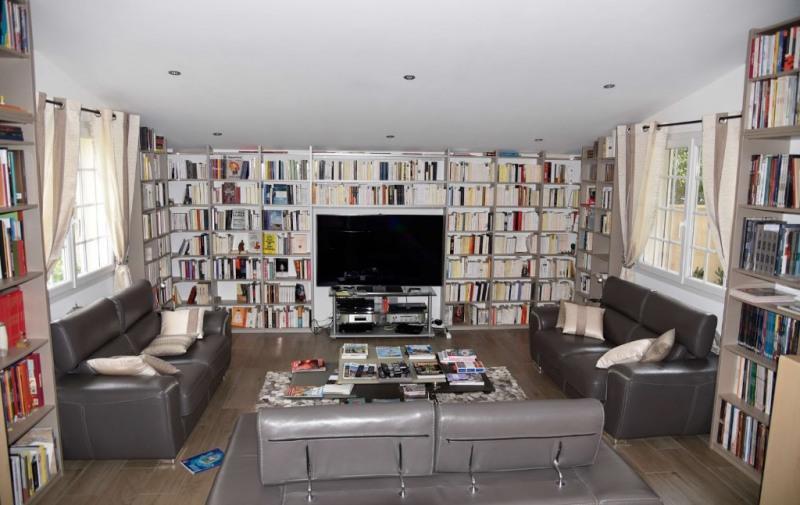 Verkauf von luxusobjekt haus Ventabren 861000€ - Fotografie 11