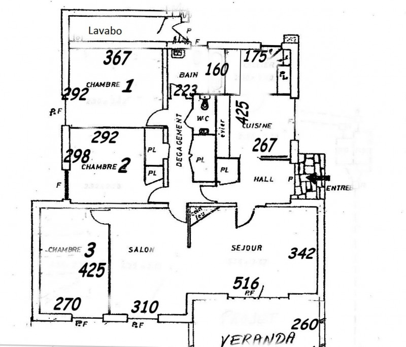 Vente maison / villa Fayence 410000€ - Photo 13