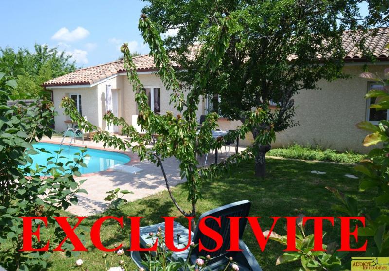 Vente maison / villa Secteur pechbonnieu 289800€ - Photo 1
