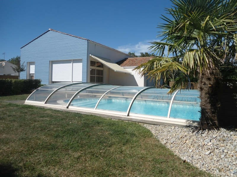 Vente maison / villa St vincent sur jard 374 000€ - Photo 4