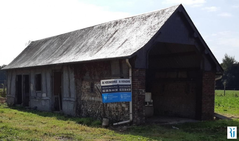 Vendita terreno Eslettes 97000€ - Fotografia 1