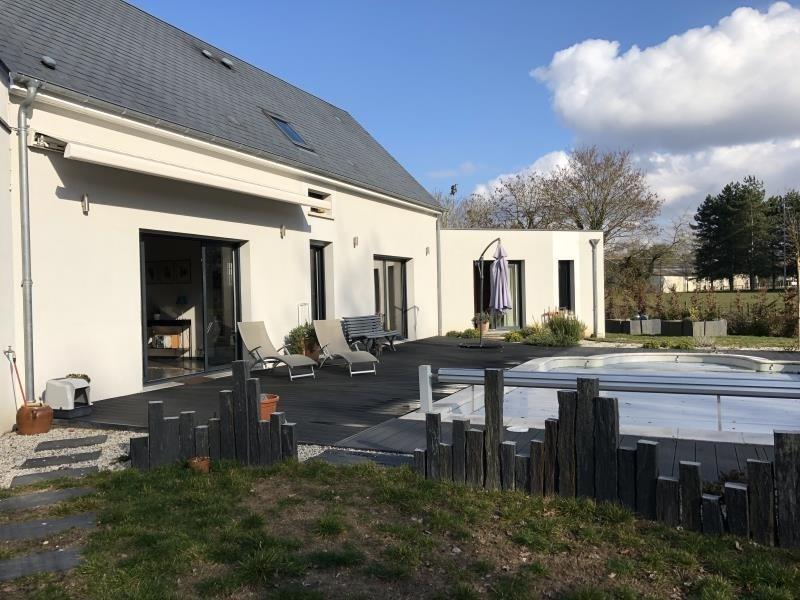 Vente maison / villa St gervais la foret 397000€ - Photo 2