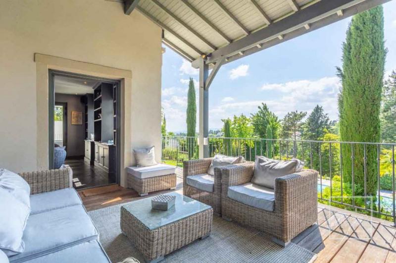 Vente de prestige maison / villa Saint cyr au mont d'or 2600000€ - Photo 2