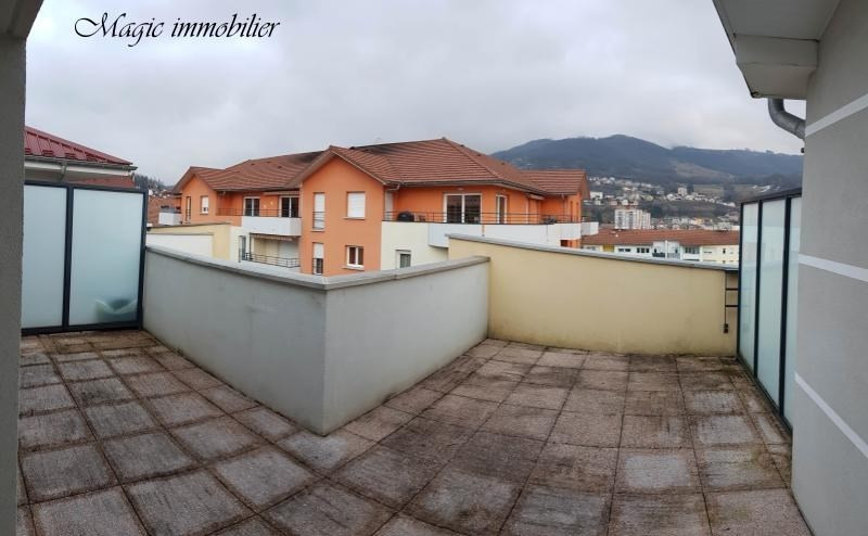 Location appartement Bellegarde sur valserine 577€ CC - Photo 8