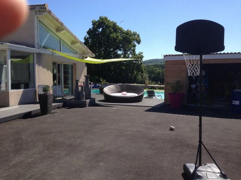 Sale house / villa Laveyron 416000€ - Picture 3