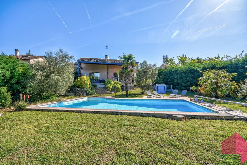 Deluxe sale house / villa Montrabe 565 000€ - Picture 1