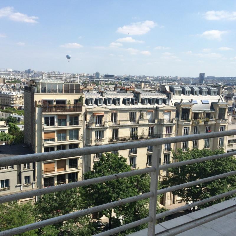 Rental apartment Paris 16ème 2200€ CC - Picture 2