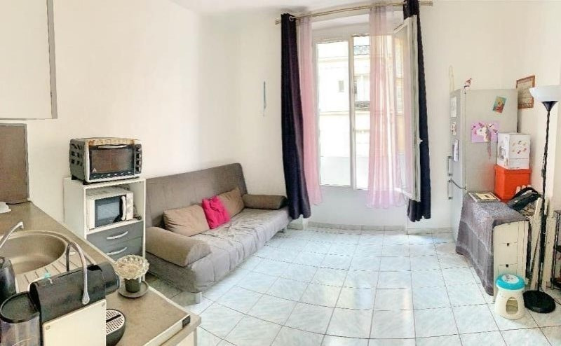 Sale apartment Paris 11ème 350 000€ - Picture 1