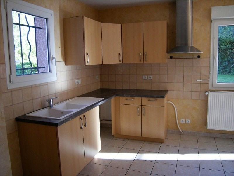 Rental house / villa Montrevel-en-bresse 758€ CC - Picture 2