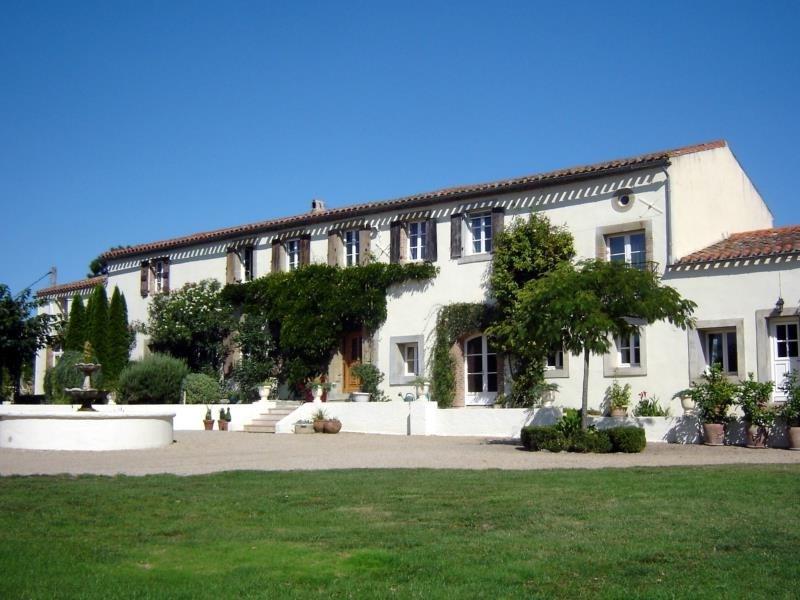 Deluxe sale house / villa Carcassonne 795000€ - Picture 1