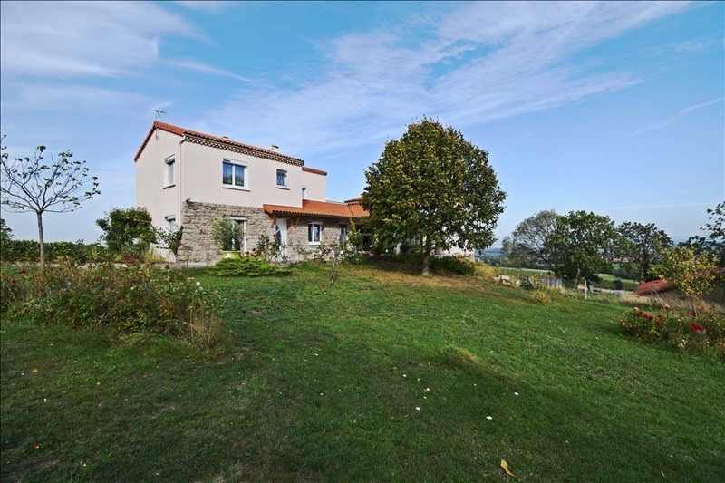 Sale house / villa Villemontais 339000€ - Picture 1