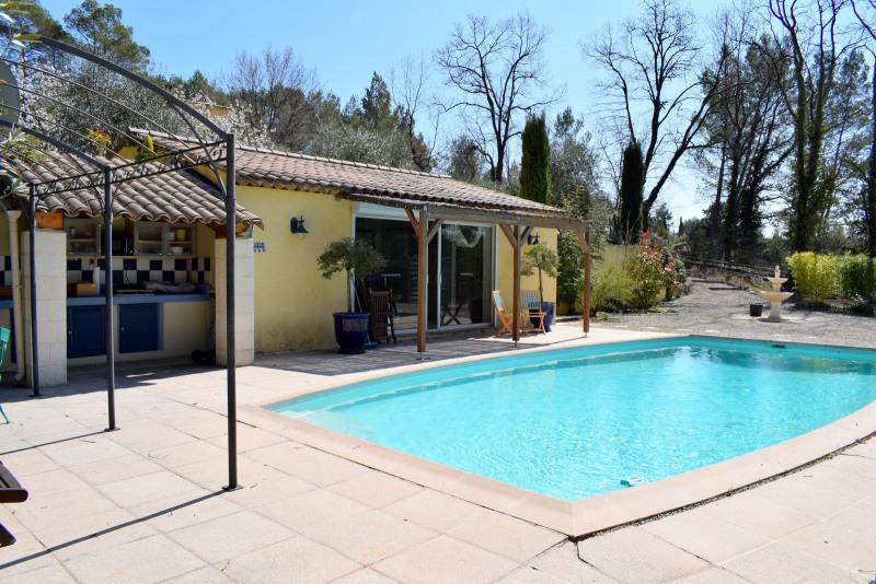 Deluxe sale house / villa Fayence 560000€ - Picture 4