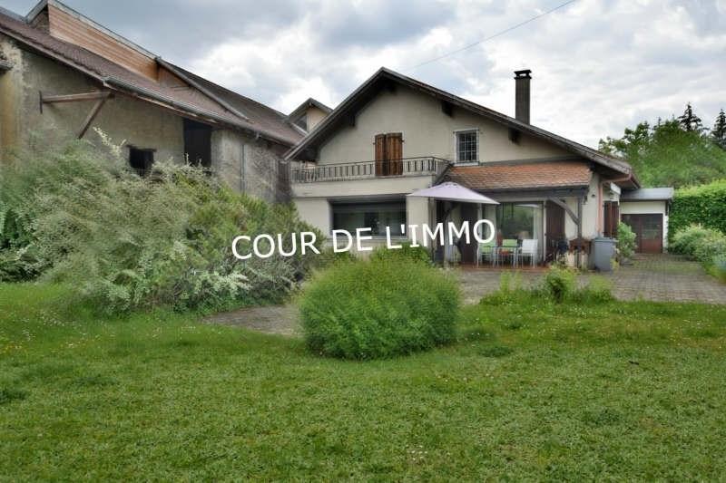 Vente maison / villa Vetraz monthoux 480000€ - Photo 1