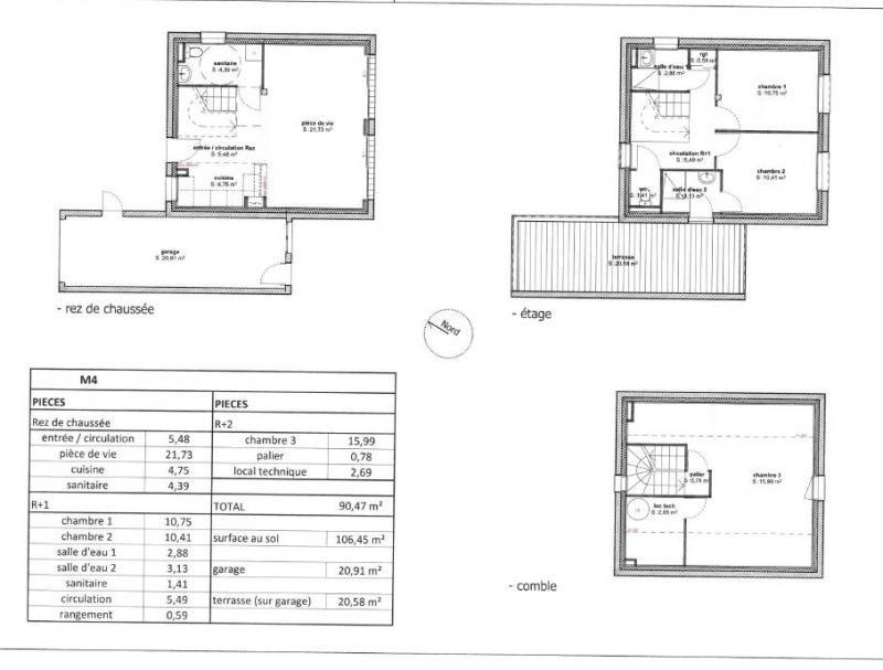 Vente maison / villa Antony 480000€ - Photo 4