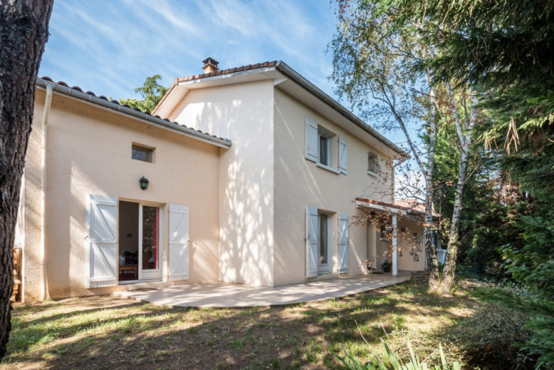 Vente maison / villa Saint laurent de mure 415000€ - Photo 1