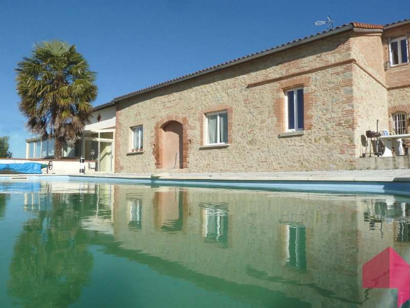 Deluxe sale house / villa Caraman 1 000 000€ - Picture 1