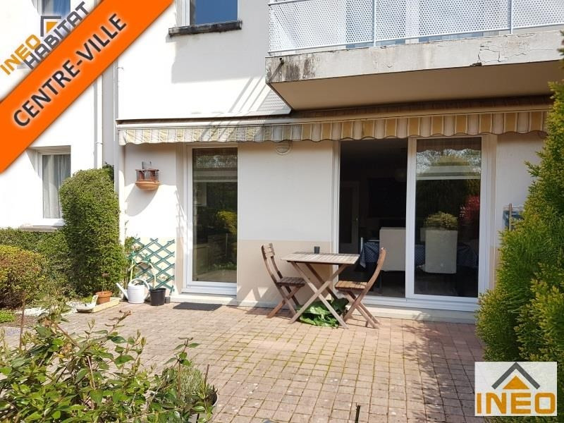 Vente appartement La chapelle des fougeretz 159 500€ - Photo 1