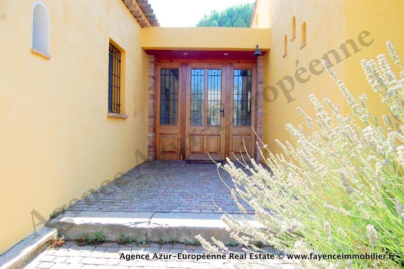 Deluxe sale house / villa Le canton de fayence 875000€ - Picture 15