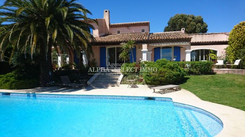 Vente de prestige maison / villa Grimaud 1630000€ - Photo 5