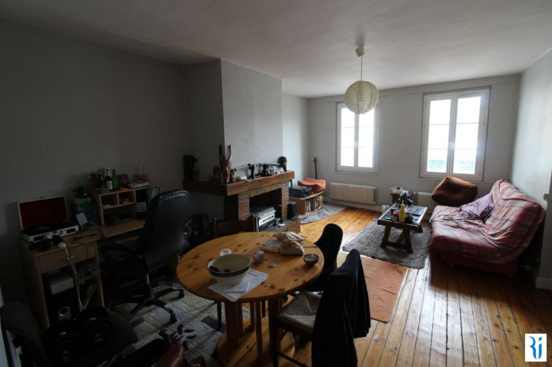 Vente appartement Rouen 139000€ - Photo 1