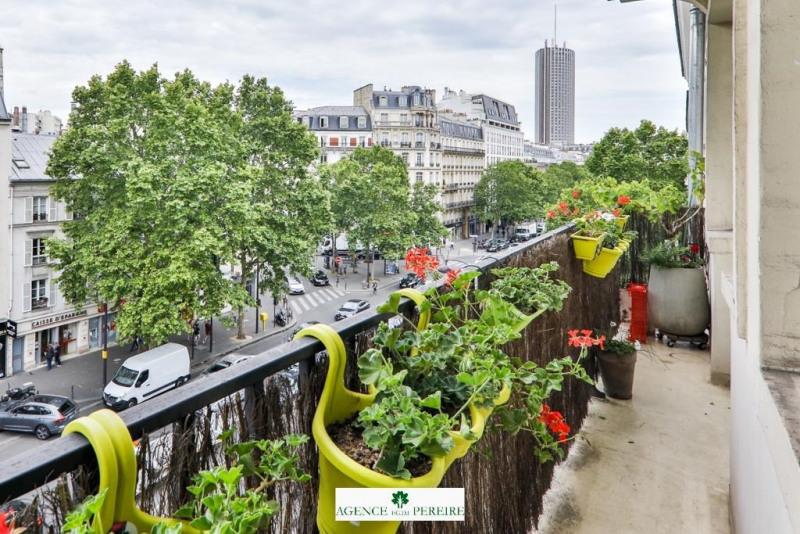 Deluxe sale apartment Paris 17ème 1050000€ - Picture 3