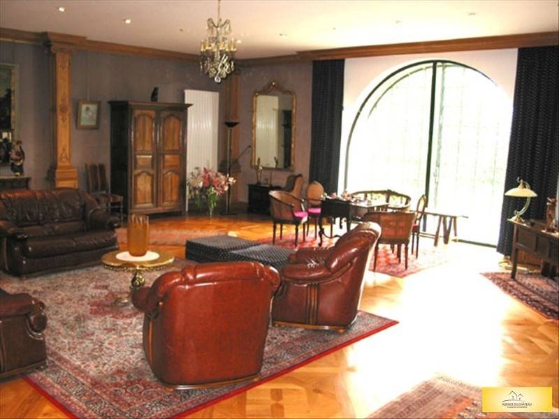Vente de prestige maison / villa Fontenay mauvoisin 1190000€ - Photo 7