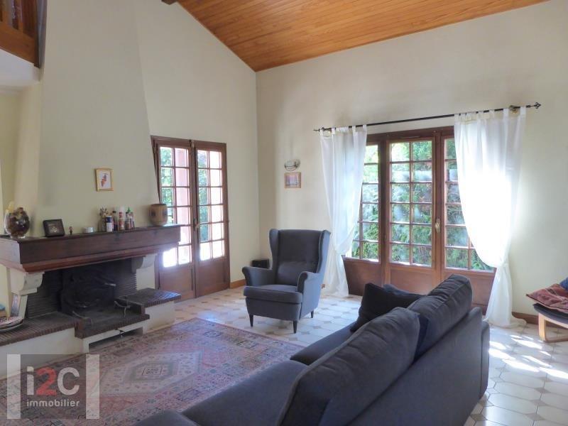 Vente maison / villa Prevessin-moens 1090000€ - Photo 2